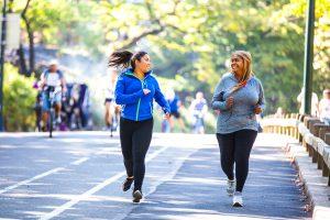 fettförbränning simning löpning